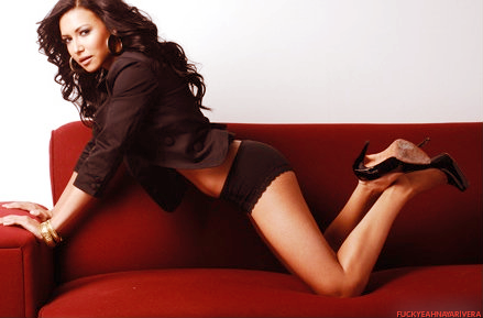 Congrats to GLEE's Naya Rivera for being named to THR's