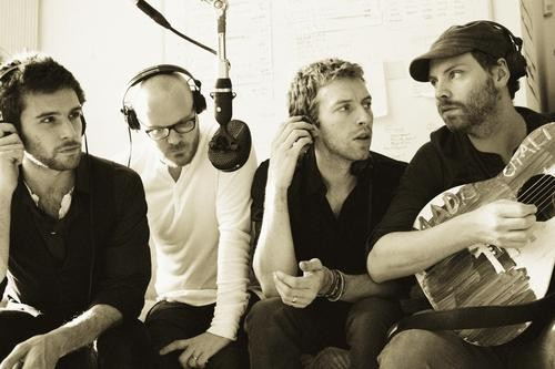 PopWrapped Exclusive: Glee Does Coldplay!