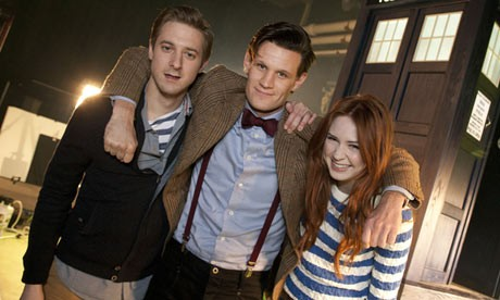 Time's Up For The Ponds! (Doctor Who)