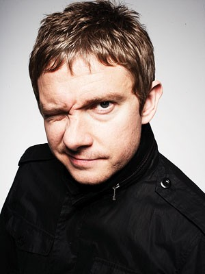 SHERLOCK Cast Member Martin Freeman Joins The World's End!