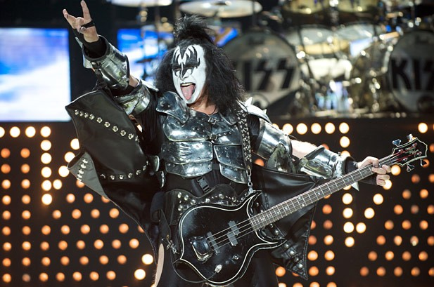 Gene Simmons talks KISS and NEW KISS record coming out Oct. 9! (LINK)
