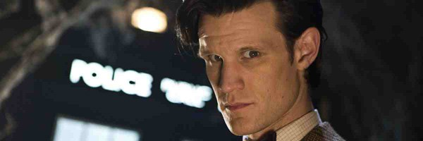 Matt Smith Talks DOCTOR WHO Series 7 Part Two & More!