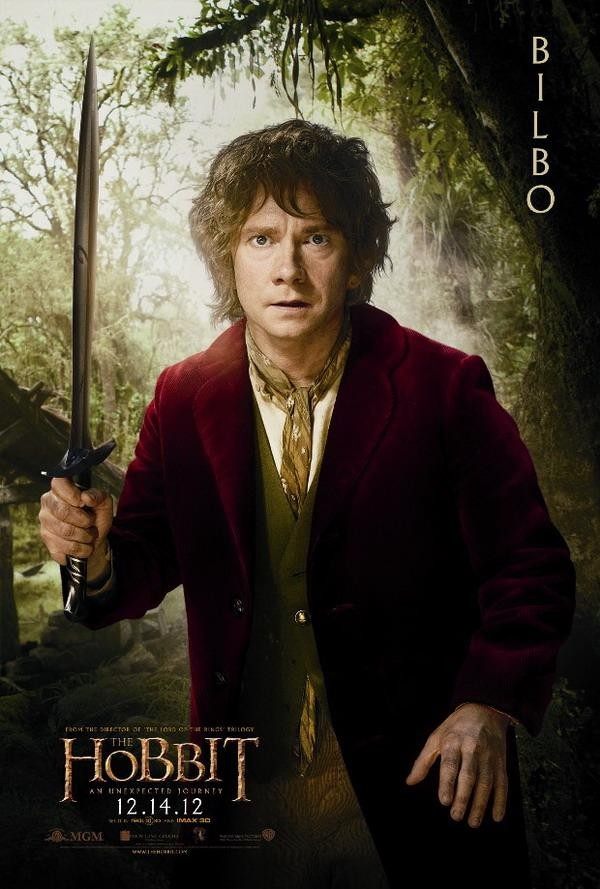 NEW The Hobbit Character shots! We are SO ready for this movie!!