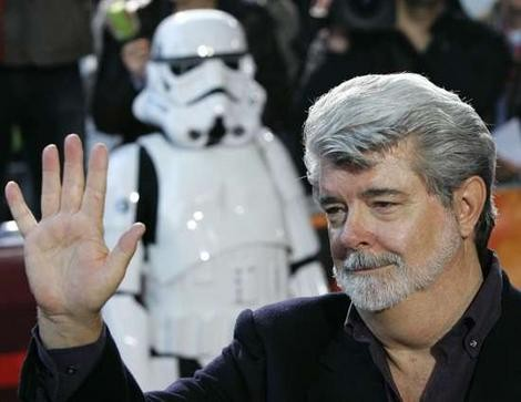 George Lucas has come up with a way to make people okay with him selling Lucas Films. Check it out! (LINK)