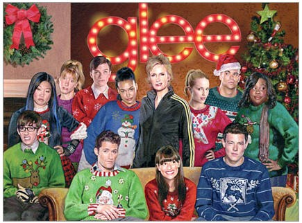 GLEEK OUT! Major Glee Spoilers! Happy Holidays From PopWrapped!