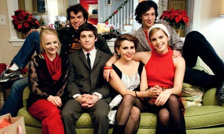 A release date has been announced for The Perks of Being a Wallflower. We cannot wait. This may be the best movie ever.