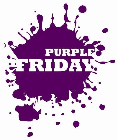 PopWrapped & Ann Arbor Tees Present: Purple Friday, 2012 GIVEAWAY!