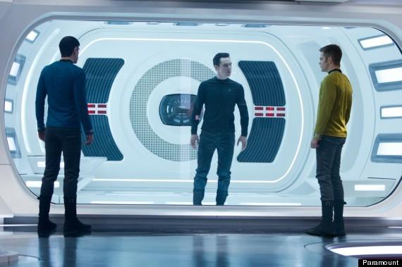 Benedict Cumberbatch's Character in Star Trek Into Darkness Revealed!