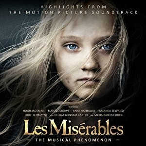 Les Miserables Soundtrack Released on Amazon!