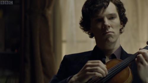 Sherlock Named Best U.K. Show of 2012. Moffat responds by trolling.