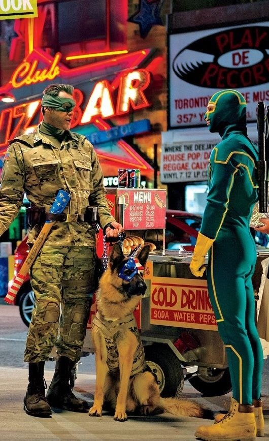 First Look at Kick-Ass 2!