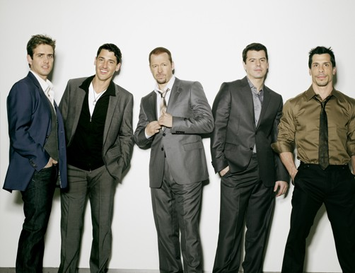 New Kids On The Block TOUR!