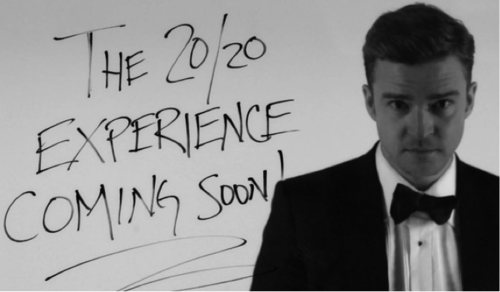 Justin Timberlake Announces First Concert in 4 Years!
