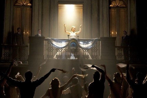 Evita Fails to Recoup Investment!