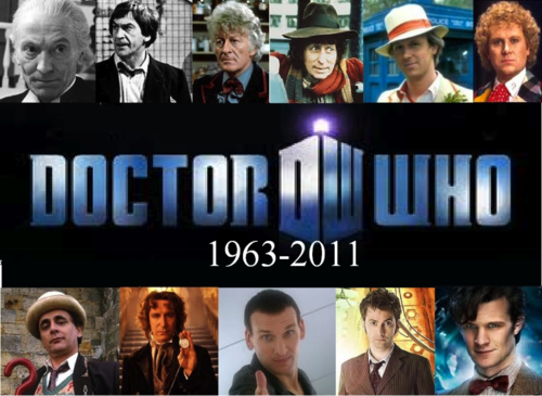 ELEVEN DOCTORS CONFIRMED For 50th Anniversary Doctor Who Special!