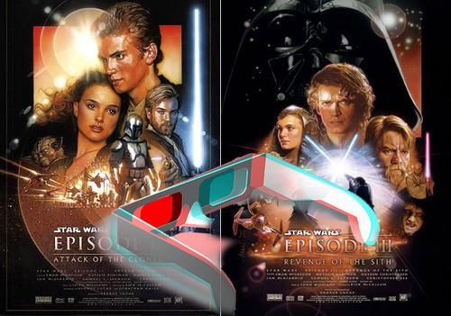 Release of 3D Star Wars Episodes II and III DELAYED! Sadness!