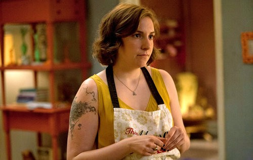 Lena Dunham Working On NEW HBO Show!