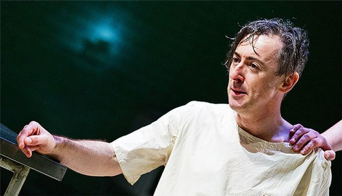 Alan Cumming Brings one-man 'Macbeth' to Broadway!