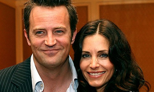 Courtney Cox Cast As Love Interest For Matthew Perry On