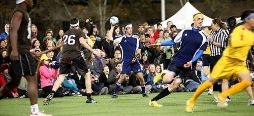 The 2013 Quidditch World Cup!