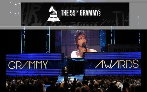 A Look At The 55th Grammy Awards!