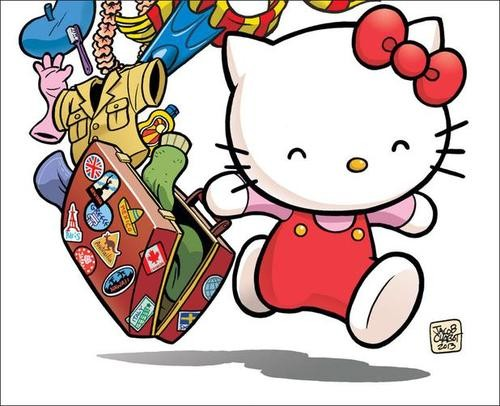 Hello Kitty Fans rejoice! She's coming back!