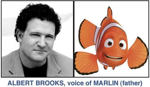 Albert Brooks, Nemo's Dad Is Signed For Finding Nemo 2!