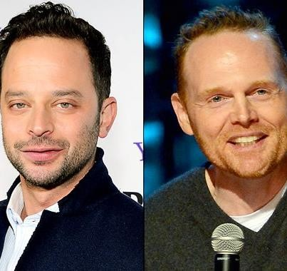 Nick Kroll And Bill Burr To Guest Star On FOX's New Girl!
