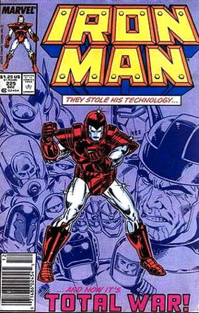 'Iron Man 3' upgrades War Machine's new armor!