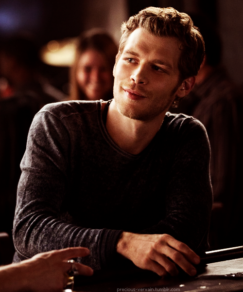 Vampire Diaries' Klaus Is In For Some Hot Hybrid Sex!