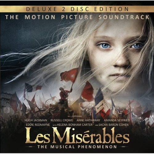 Les Miserables Deluxe Soundtrack On The Way With FULL Song List!