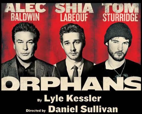 Drama On Broadway! Shia LeBeouf Leaves Orphans!