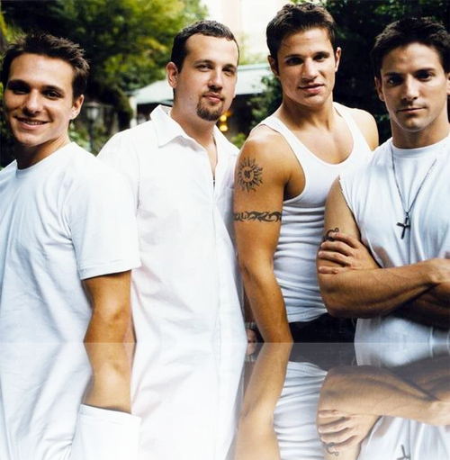 98 Degrees Releasing A New Album!