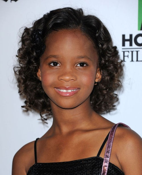 Oscar Nominee Quvenzhane Wallis Cast In Screen Adaption Of