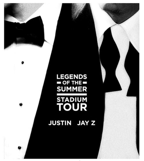 Justin Timberlake And Jay Z Announce New Tour!