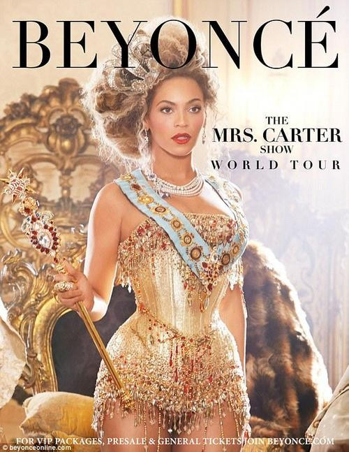 Beyoncé's 'The Mrs Carter Show' Sells Out In 10 Minutes!
