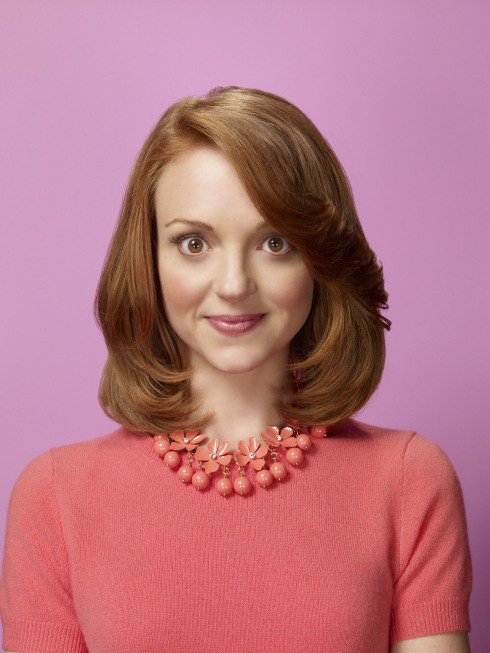 Glee's Jayma Mays Returning To How I Met Your Mother!