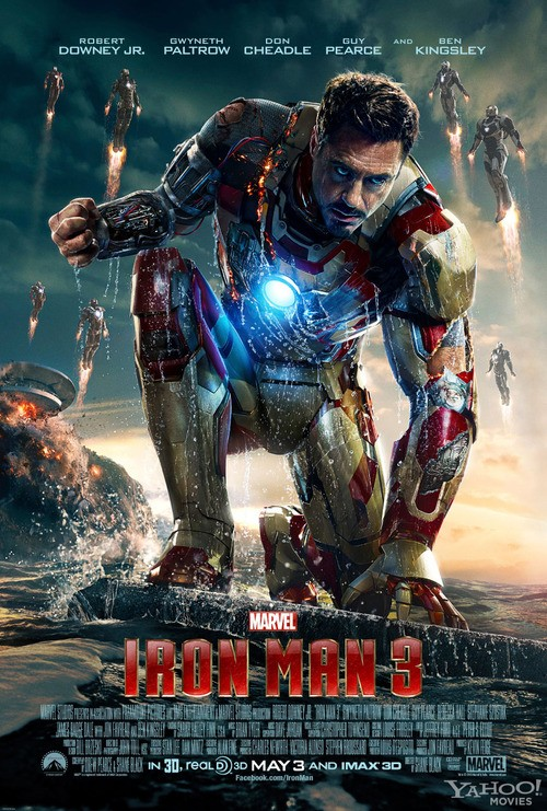 Iron Man 3 FIRST LOOK (Poster Inside!)