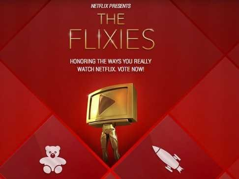 NetFlix Gets in on the Awards Show Fun: Launches First Ever Flixies!