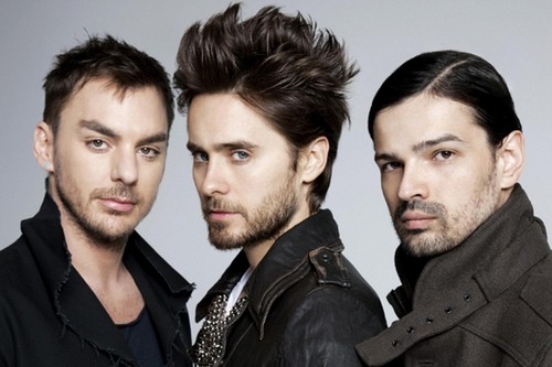 Thirty Seconds to Mars Sends Song to Space!