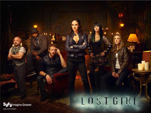 Lost Girl Gets Fourth Season!!