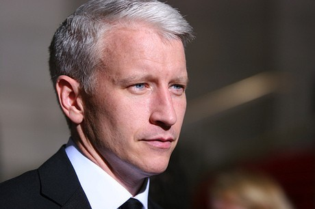 Way To Go! Anderson Cooper to be Honored by GLAAD!