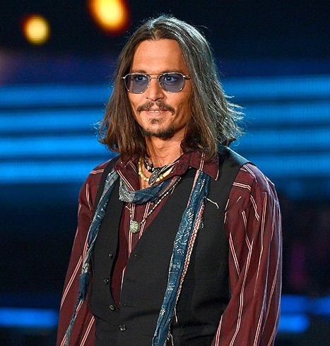 Johnny Depp Outlines His Future Plans