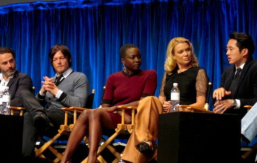 The Walking Dead at PaleyFest 2013: What You Might Have Missed