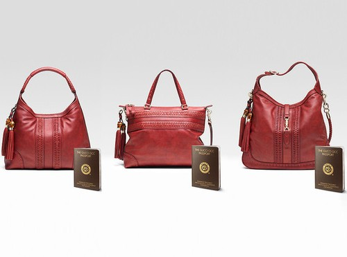 Gucci Goes Green With New Line Of Handbags