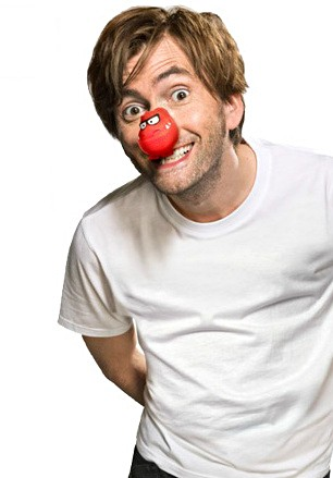 David Tennant To Join Red Nose Day Marathon Broadcast!