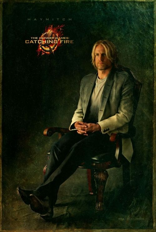 Portrait Time: Catching Fire Capitol Portrait of Haymitch Abernathy