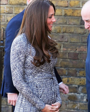 The Royal Baby: It's A Girl! Kate Possibly Let Slip the Baby's Gender!