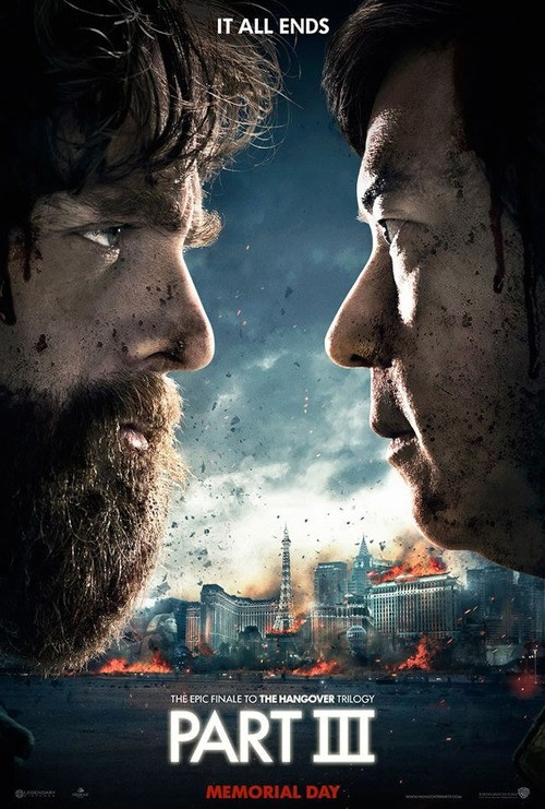 Hangover 3's Movie Poster Looks Oddly Familiar...