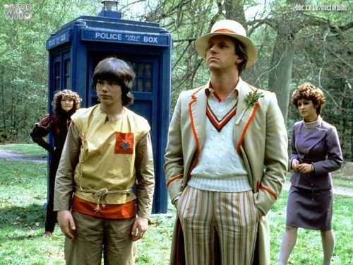 Doctor Who Anniversary Shocker: Peter Davison Not Returning!